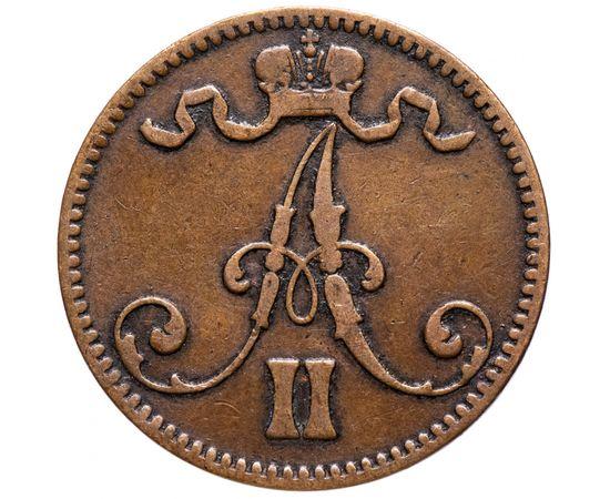 5 пенни 1867 года, фото 2