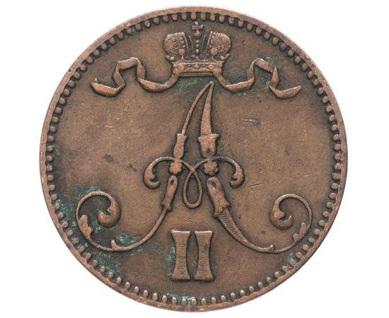 5 пенни 1870 года, фото 2