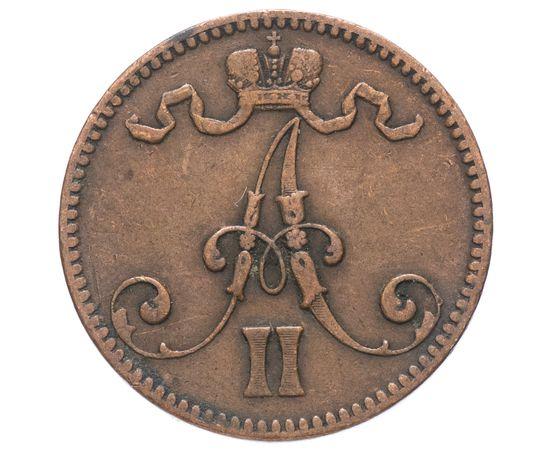 5 пенни 1865 года, фото 2