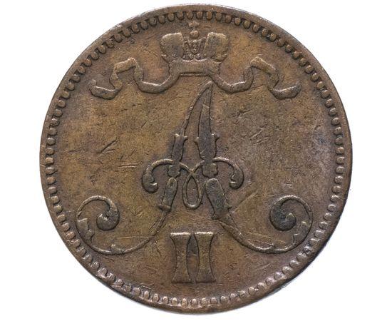 5 пенни 1866 года, фото 2