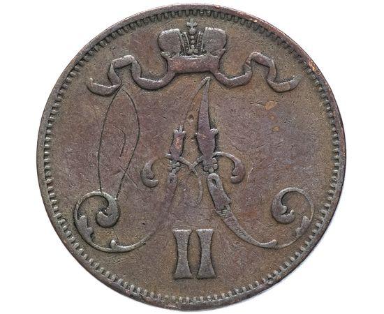 5 пенни 1873 года, фото 2