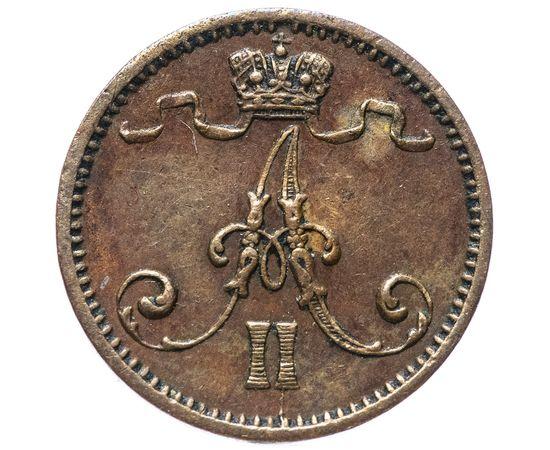 1 пенни 1874 года, фото 2