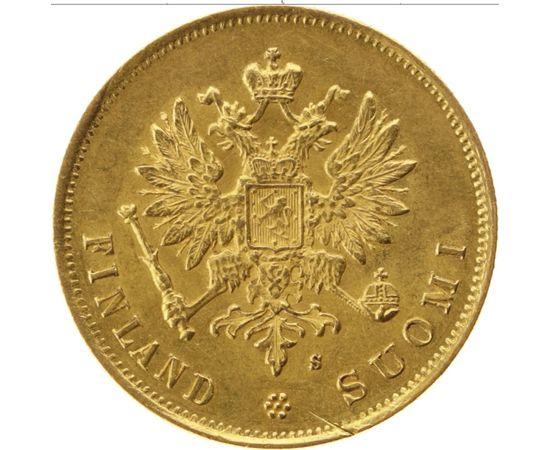 10 марок 1881 года, фото 1